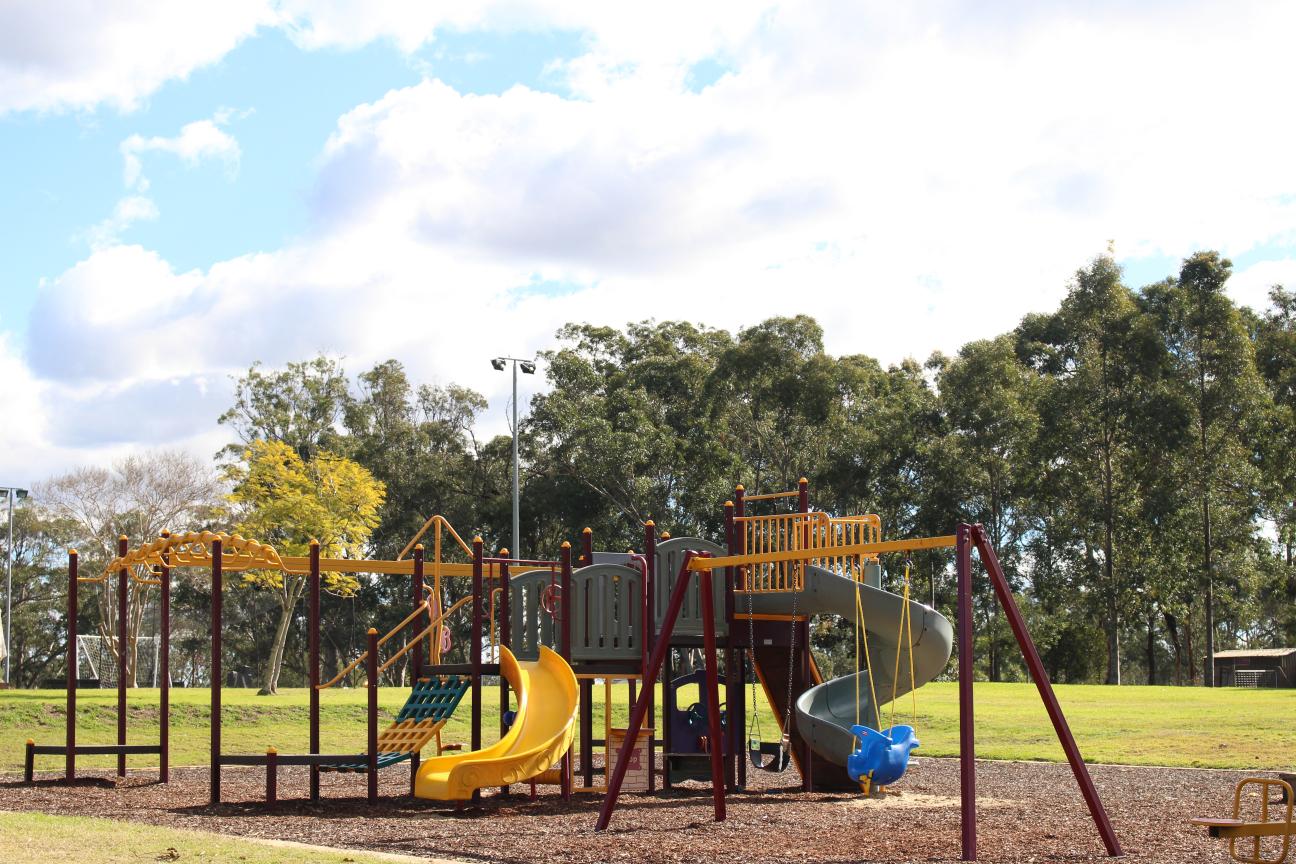 Playground area
