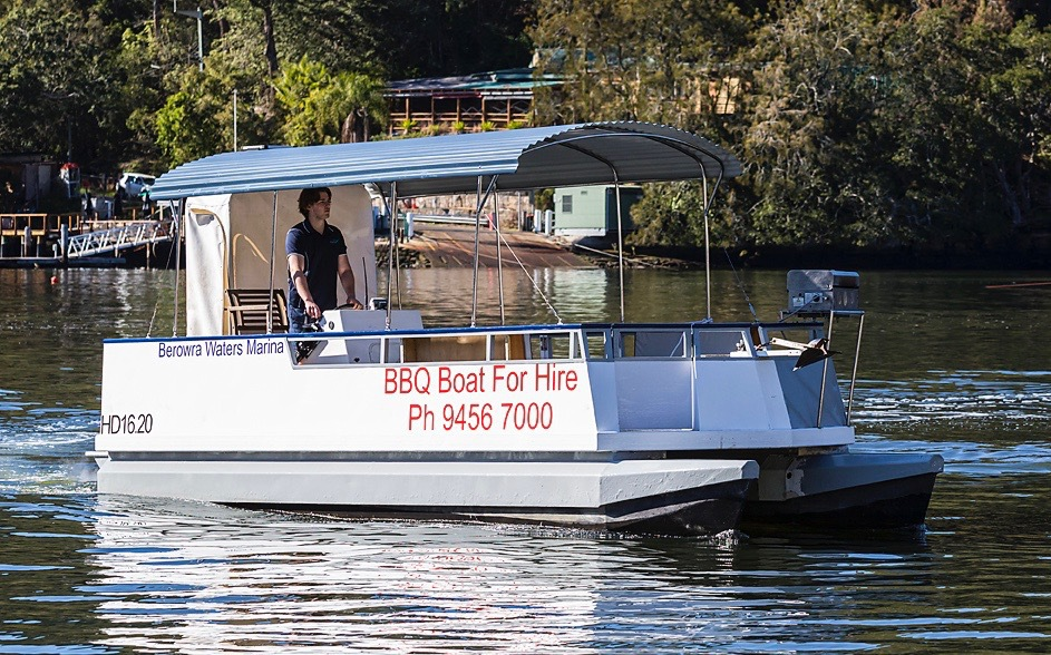 boat hire local attractions