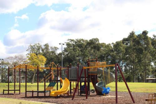 LPC Playground Area